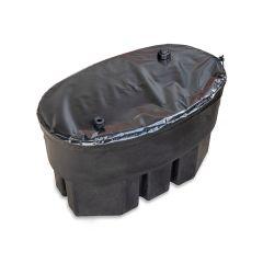 Oval Cold Water Storage Tank Kit 182L - 40 Galls