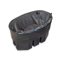 Oval Cold Water Storage Tank Kit 227L - 50 Galls