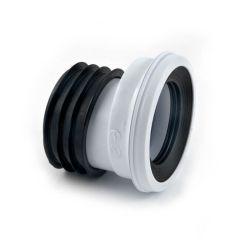 Kwickfit Toilet Pan Connector - Offset 12mm