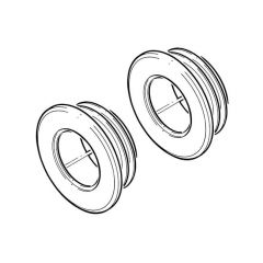 PipeSnug™ Wall Seal, Solvent Weld - 32mm Black