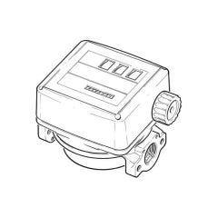 """Piusi Diesel Flow Meter - 1"""" BSP - K33"""