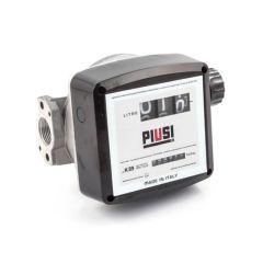 "Piusi Oil Flow Meter - 1"" BSP - K33"