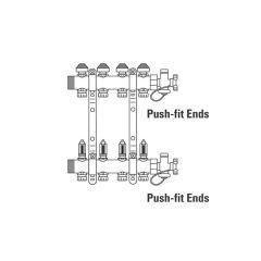 Polyplumb Manifold - 4 Port