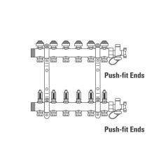 Polyplumb Manifold - 6 Port