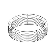 Polyplumb Barrier Pipe Coil - 22mm x 25m