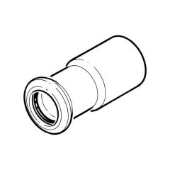 Press-fit Water Fitting Reducer - 28 x 15mm
