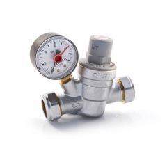 Adjustable Pressure Reducing Valve - 22mm