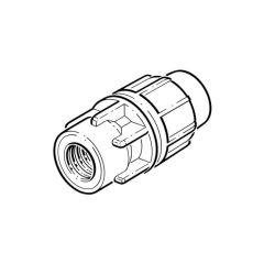 "Puriton® Adaptor - 32mm x 1"" BSP PF"