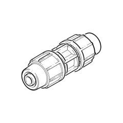 Puriton® Coupler - 25mm Compression