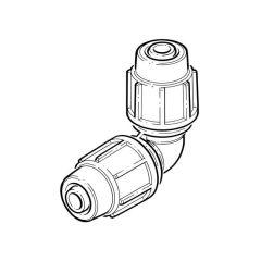 Puriton® Elbow - 25mm