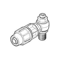 "Puriton® Ferrule Adaptor - 25mm x 3/4"" BSP TM"