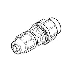 Puriton® Reducing Coupler - 63mm x 25mm Compression