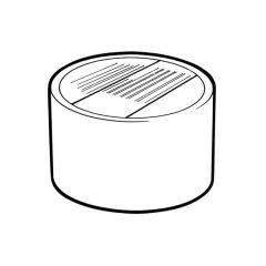 PVC Tape - 33m x 50mm Black