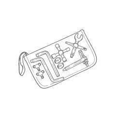 Radiator Valve & Tank Connector Tool Kit