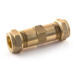 Repair Coupler UK Compression - 15mm x 75mm