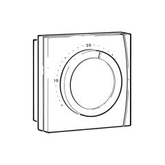 Danfoss RET1000MS Room Thermostat