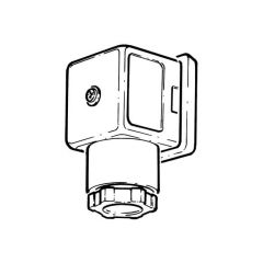 Rotational DIN Connector