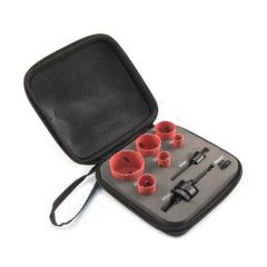 Rothenberger 9 Piece Hole Saw Plumbers Set