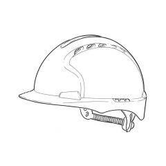 Safety Helmet - Yellow