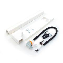 Sauermann® Condensate Delta Pack - 80 x 60mm, White