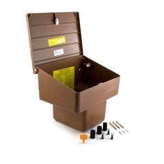 Gas Semi-Concealed Meter Box