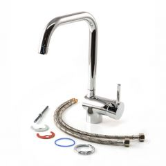 Single Lever Mixer Tap - Square Spout