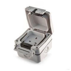 IP56 Rated Socket - 13A , 1 Gang