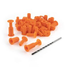 Space Plug XL - Pack of 50