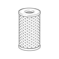 Spare Biofuel Paper Filter - 25 l/hr