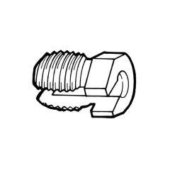 Thermocouple Split Nut - M8