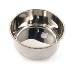Round Bowl - 360mm i.d. Stainless Steel