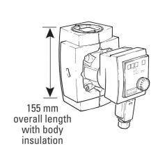 Stratos PICO 25/1-6 Central Heating Pump
