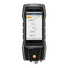 Testo 300 Flue Gas Analyser Handset