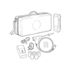 Testo 300 Flue Gas Analyser Printer Kit