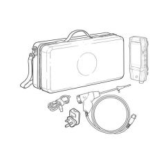 Testo 300 Flue Gas Analyser Standard Kit