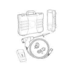 Testo 300LL Flue Gas Analyser Printer Kit