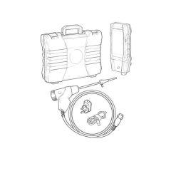 Testo 300LL Flue Gas Analyser Standard Kit