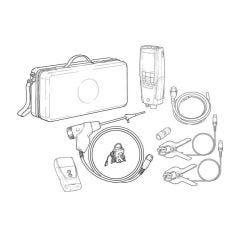 Testo 320 Flue Gas Analyser Advanced Kit with Printer