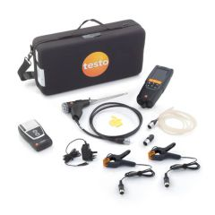 Testo 320 Flue Gas Analyser Advanced Kit with Printer