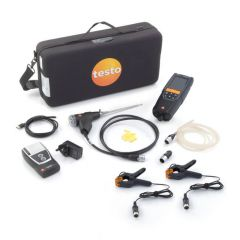 Testo 320B Flue Gas Analyser Advanced Kit with Printer