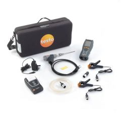 Testo 327-1 Flue Gas Analyser Advanced Kit
