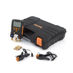 Testo 550 Digital Refrigeration Manifold Set