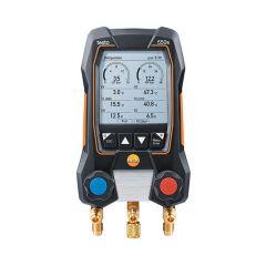 Testo 550S Digital Refrigeration Manifold Set - Smart