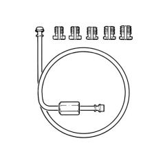 Thermocouple Extension - M8 x Universal x 900mm