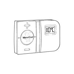Horstmann ThermoPlus AS2-RF Wireless 'Stat & Receiver