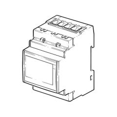Three Phase Electric Meter with Phase Output
