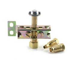 Pilot Burner Three-way Bottom Entry - 4mm or 6mm LPG