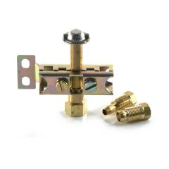 Pilot Burner Three-way Bottom Natural Gas 4mm or 6mm