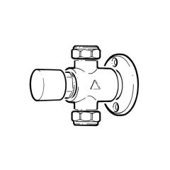 Exposed Time Shower Flow Valve