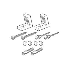 WC Toilet Pan Side Fixing Kit
